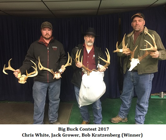 Big Buck Contest 2017